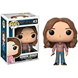 Funko Pop Movies Harry Potter-Hermione with Time Turner Toy,Multi-colored