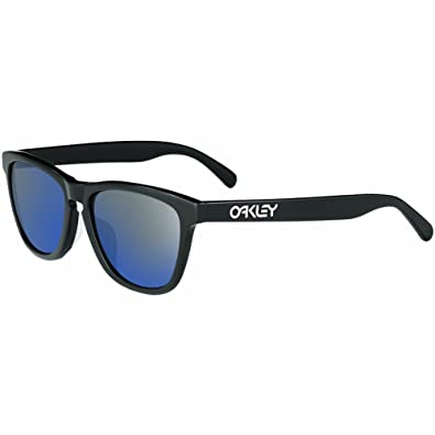 Oakley Mens Frogskins Non-Polarized Iridium Wayfarer Sunglasses