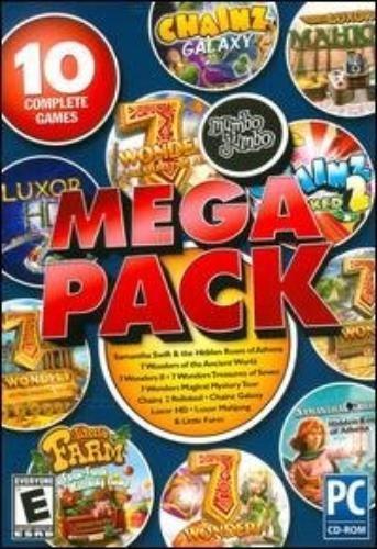 ENCORE Mumbo Jumbo Mega Pack 10 Complete Games All In One...