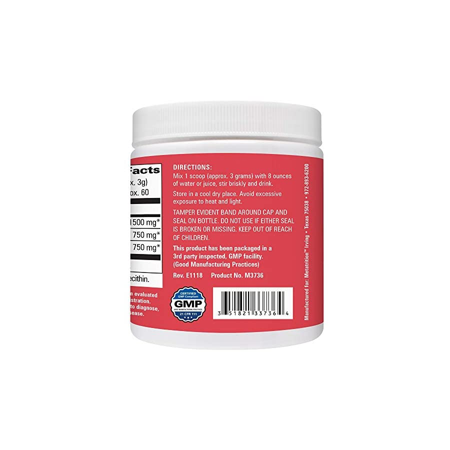 Metatrition Bcaa Powder, 180 Gram