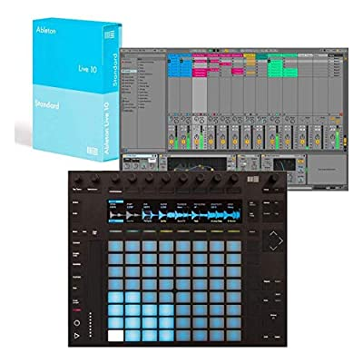 Push 2 with Live 10 Standard by Ableton