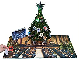 Harry Potter Hogwarts Pop-Up Advent Calendar