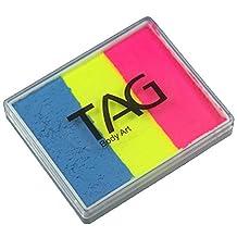 TAG Face Paint Split Cake - Carnival (50 gm)