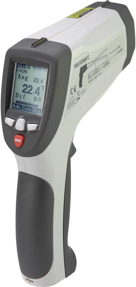Voltcraft Ir 1201 50d Usb Infrared Thermometer Optics Elektronik