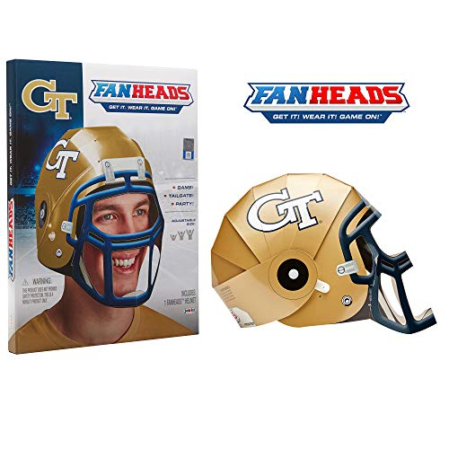 FanHeads - Georgia Tech Yellow Jackets