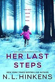 Her Last Steps: A psychological suspense thriller