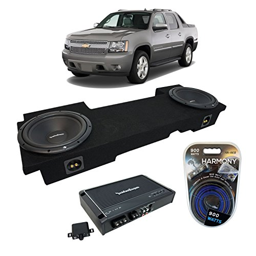 Chevy Avalanche Amp - 9
