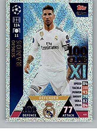 finest selection e1079 05197 Amazon.com: 2018-19 Topps UEFA Champions League Match Attax ...