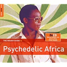 The Rough Guide To Psychedelic Africa 2CD
