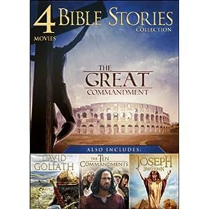 4 FILM BIBLE STORIES V1