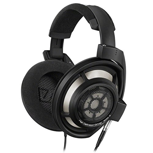 Reference Class Stereo Headphones - Sennheiser HD 800 S Reference Headphone System