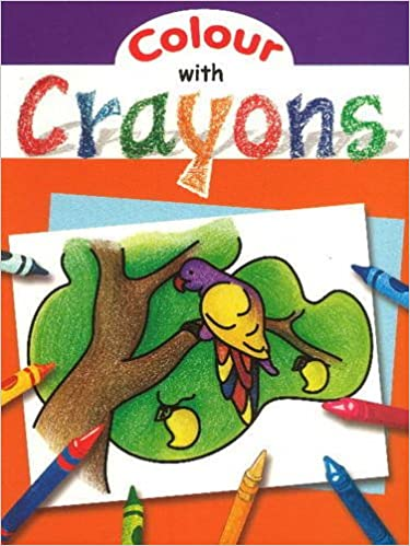 Book Colour with Crayons