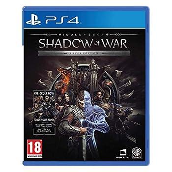 Mittelerde: Schatten des Krieges - Silver Edition [PS4]