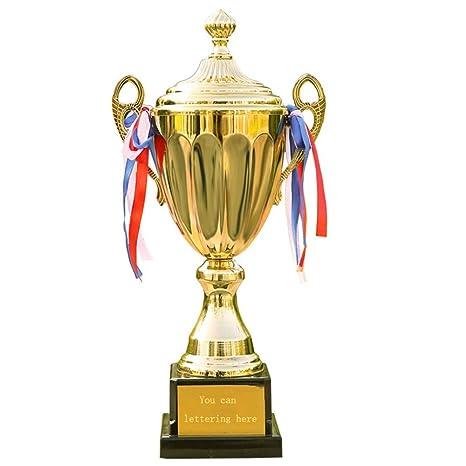 SAIDIYM Trofeo De Metal, Baloncesto De Alta Gama, Fútbol, Tenis De ...