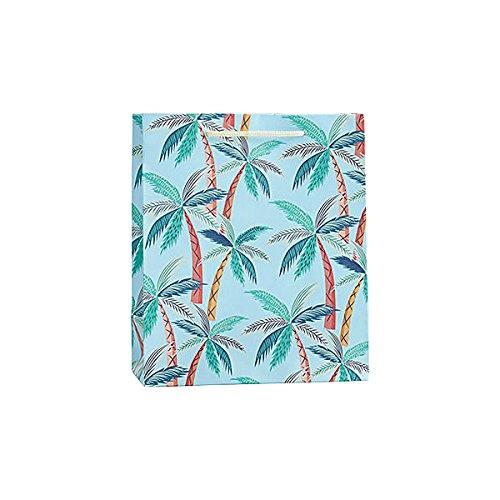 Paper Source Tiki Palms Gift Bag - Medium Bag