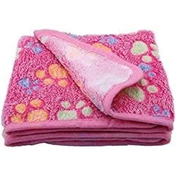 Sdoot Pet Supplies Hammock & Blanket (Pink)