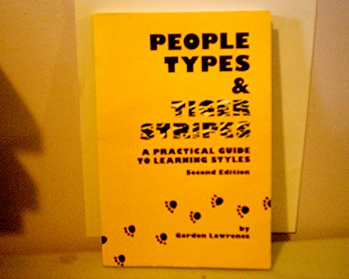 Stripes Gingerbread - People Types & Tiger Stripes: Practical Guide To Learning Styles