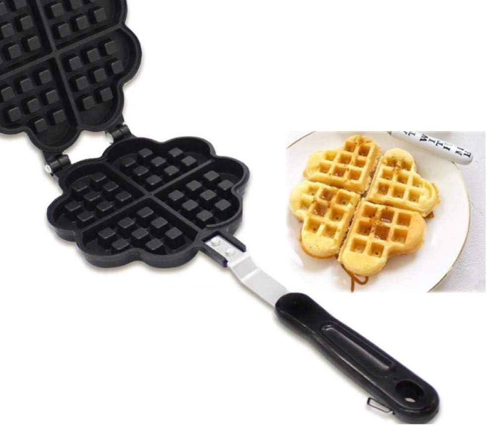 Antiaderente Waffles Maker Muffa Ferro Da Stiro Portatile Macchina Da Cucina Per Uso Domestico Pentola Bubble Egg Cake Forno Macchina Per Colazione Cake Maker Optionb Optiona