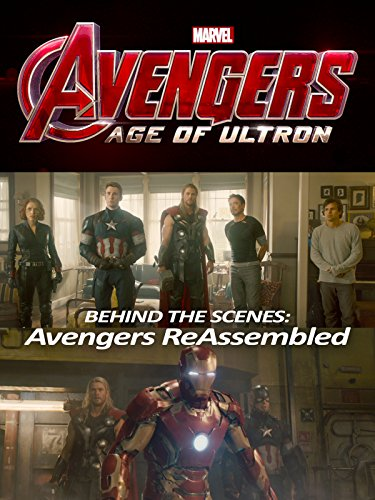Avengers: Age of Ultron (2015) (Movie)