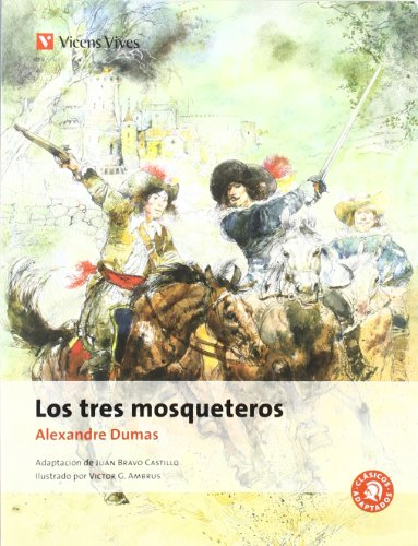 Los Tres Mosqueteros N/c (Clásicos Adaptados) - 9788431699833