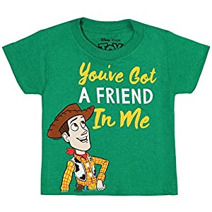 Toy Story You've Got a Friend in Me Juvy T-Shirt