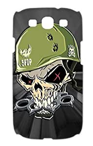 Gdragonhighfive Five Finger Death Punch - Warhead Poster Case Cover Protector for Samsung Galaxy S3 I9300