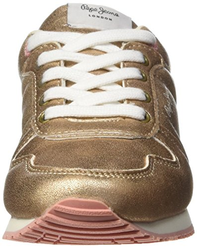 Fille Basses Baskets Jeans Sydney Rose Caramel Rose 318powder Pepe XRwvzxqq