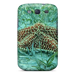Defender Cases For Galaxy S3, Sea Star Pattern