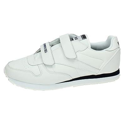 YUMAS 25910 Bambas Velcro Foster Hombre Deportivos: Amazon.es: Zapatos y complementos