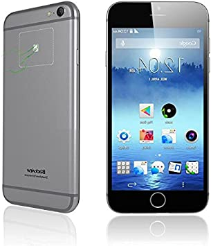 Blackview Ultra A6- Smartphone Libre 4.7 (Android 4.4, 1280x720 ...