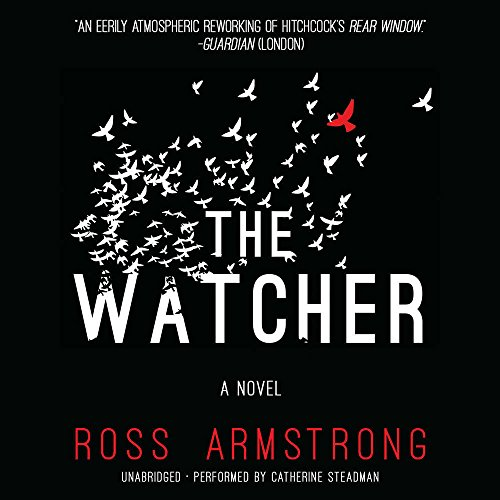 Book cover from The Watcher by Ross Armstrong