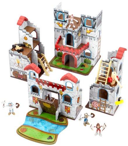 KidKraft Fun Explorers Castle Play Set by KidKraft