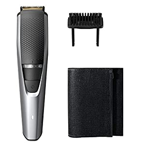 Philips DuraPower Beard Trimmer BT3221/15 – Corded & Cordless, Titanium Blades