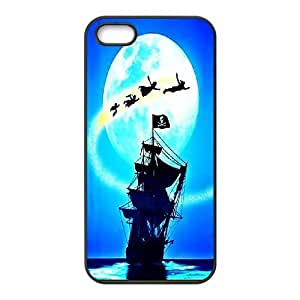 James-Bagg Phone case - Never Grow Up - Peter Pan Pattern Protective Case For Apple Iphone ipod touch4 Cases Style-11
