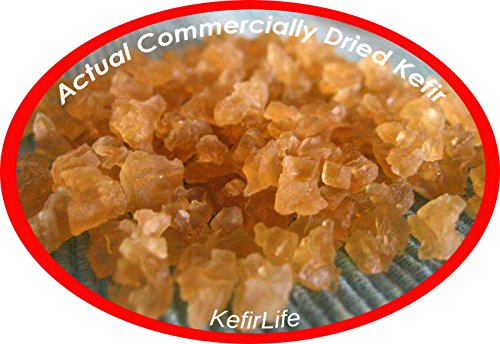 Dehydrated Organic Water Kefir Grains Crystals