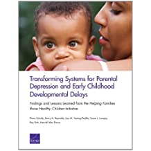 Transforming Systems for Parental Depression and Early Childhood Developmental Delays: Findings and Lessons Learned from the Helping Families Raise Healthy Children Initiative