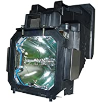 AuraBeam Professional Sanyo POA-LMP105 Projector Replacement Lamp with Housing (Powered by Philips)