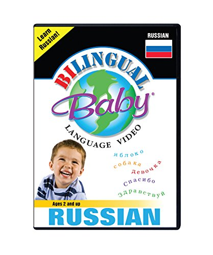 - Bilingual Baby Learn Russian Total Immersion DVD for Babies and Toddlers