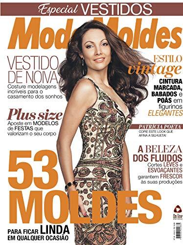 c98f79181 Moda Moldes Especial Ed 24 eBook: On Line Editora: Amazon.com.br ...