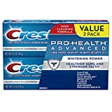 Crest Twin Pack Pro-Health Advanced Whitening Power Toothpaste