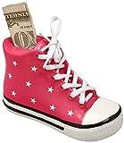 Pink Ceramic Sneaker Bank - 64 count
