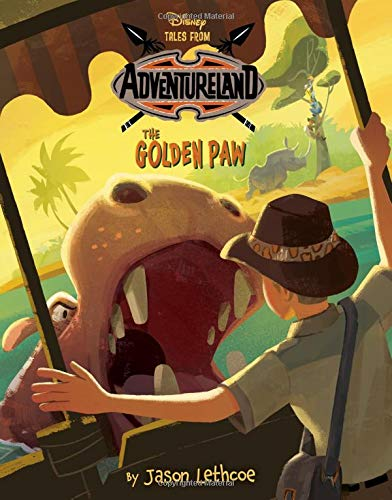 Tales from Adventureland The Golden Paw ebook