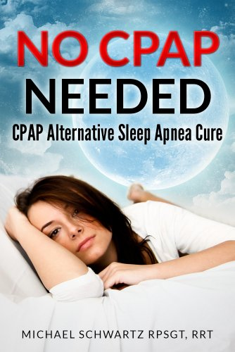 NO CPAP NEEDED Alternative Sleep ebook product image