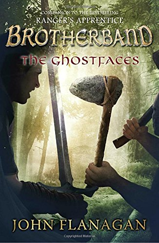 The Ghostfaces (The Brotherband Chronicles)
