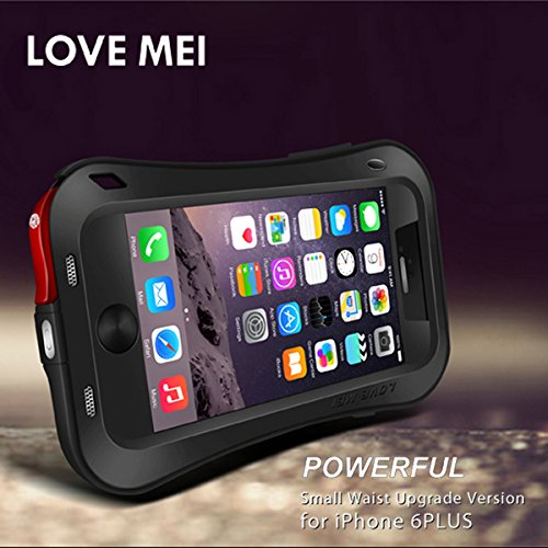PC Hard Cover Protector Motif Skull Head Case pour iPhone 6 Plus