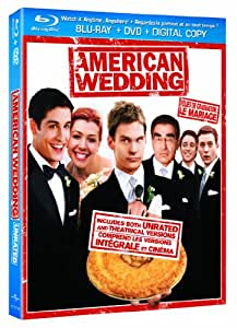 American Wedding [Blu-ray] (Bilingual)
