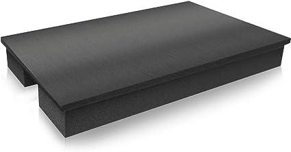 Pyle PSI08 Acoustic Sound Isolation Dampening Recoil Stabilizer Speaker Riser