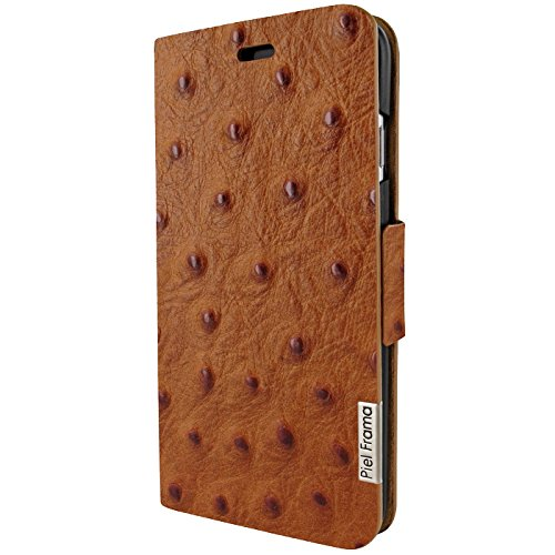 (Piel Frama Wallet Case for Apple iPhone 7 - Ostrich Tan)