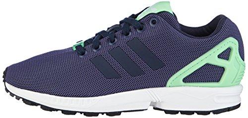 Sneaker Flux Femme light Green Originals S15 Zx collegiate Adidas Navy Bleu Chaussons Flash xqnTBwx