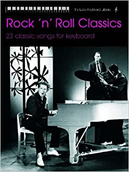 Book Rock 'n' Roll Classics (Easy Keyboard Library) (Easy Keuboard Library)